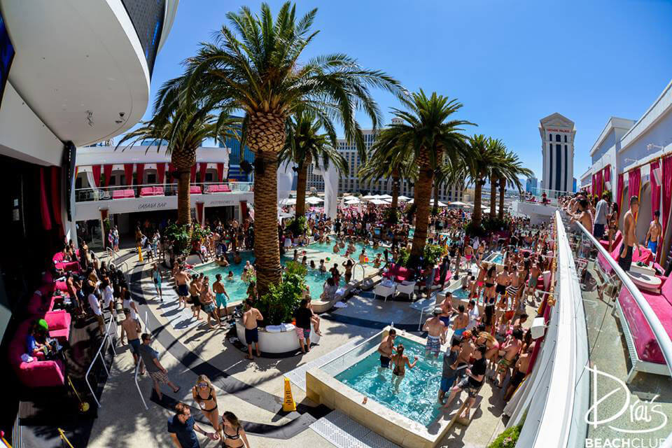 Drai's BeachClub Pool
