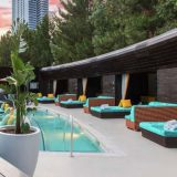 LIQUID Pool Lounge Las Vegas Pool Cabanas