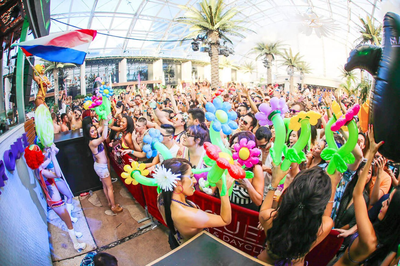 Marquee Dayclub Las Vegas Party