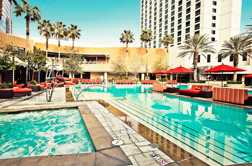 Palms Pool & Dayclub Las Vegas Pool