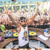 Rehab Beach Club Las Vegas Pool DJ