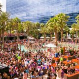 Rehab Beach Club Las Vegas Pool Party Packed with People