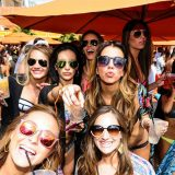 TAO Beach Las Vegas Group of Women