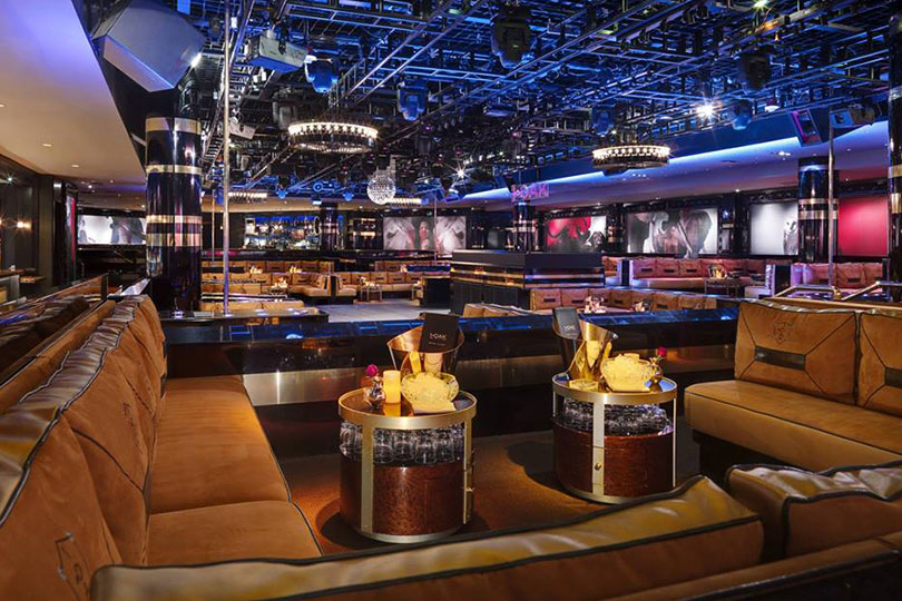1 Oak Las Vegas Bar