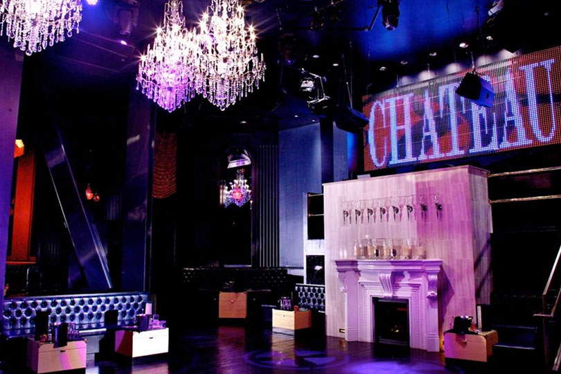 Chateau Night Club Las Vegas Dance Floor