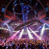 Omnia Nightclub Las Vegas Dance Floor with People Dancing