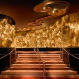 XS Nightclub Las Vegas Stairs