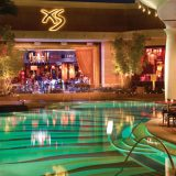 XS Nightclub Las Vegas Pool Area