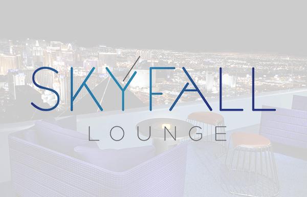 Skyfall Lounge at Delano Las Vegas | Las Vegas | Vegas Club Life