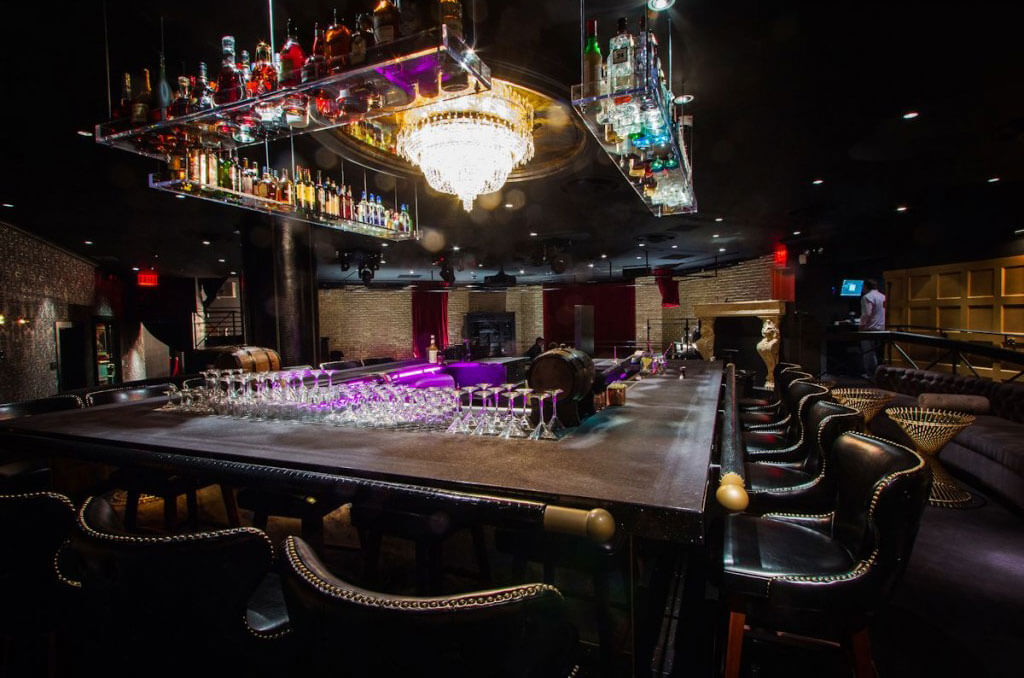 1923 Bourbon & Burlesque Las Vegas Bar