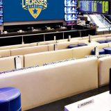 Lagasse's Stadium Las Vegas Seating Area