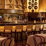 Lavo Italian Restaurant Las Vegas Bar Area