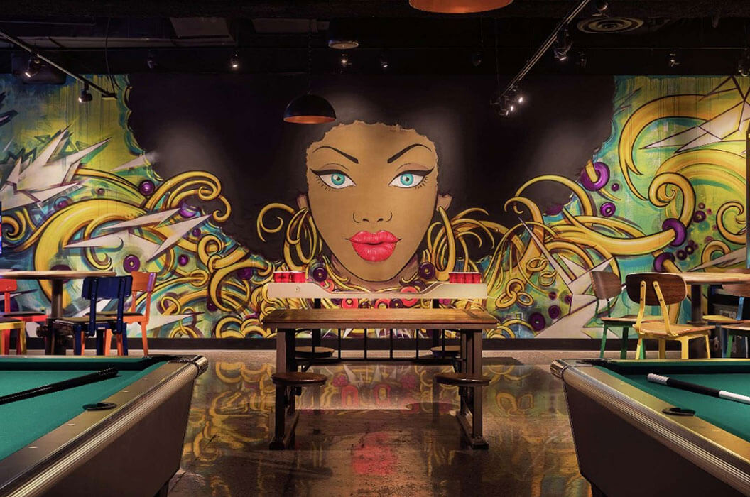 LEVEL UP Las Vegas Pool Tables