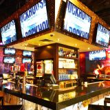 Rockhouse Las Vegas Bar and TVs