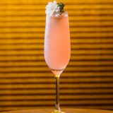 The Dorsey Las Vegas Pink Drink