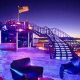 VooDoo Rooftop Nightclub Las Vegas Stairs Outside