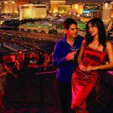 VooDoo Rooftop Nightclub Las Vegas Man and Woman Talking