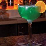 VooDoo Rooftop Nightclub Las Vegas Green Drink
